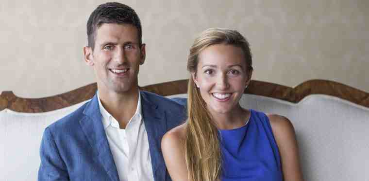 Novak Djokovic's First Date with His Wife Jelena Djokovic