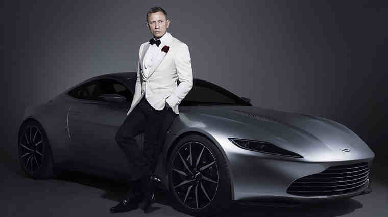 Spectre Memorabilia to be Auctioned for Charity