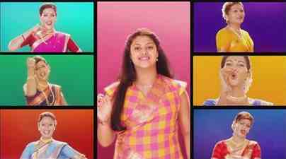 Zanai Bhosle Debuts with Marathi Song 'Hil Pori Hila'