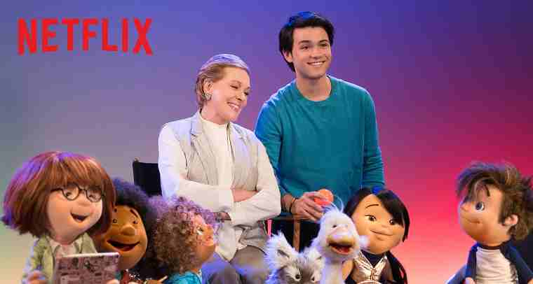 Netflix Announces New Preschool Series Julie's Greenroom
