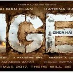 Bollywood Actor Salman Khan Stars in Tiger Zinda Hai