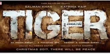 Bollywood Actor Salman Khan Stars in Tiger Zinda Hai