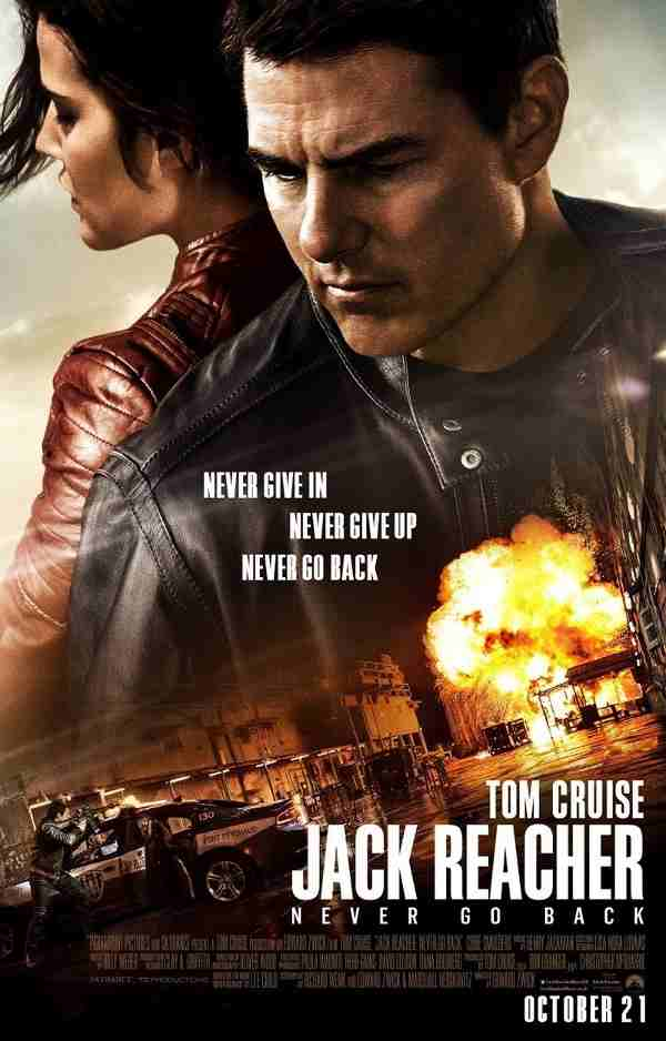 Jack Reacher: Never Goes Back