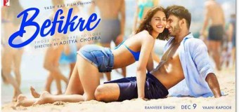 #Befikre: Ranveer and Vaani Launch You and Me Song