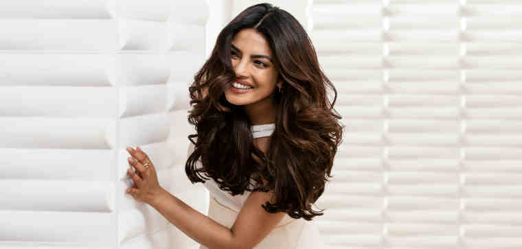 Priyanka Chopra Named Global Face of Pantene