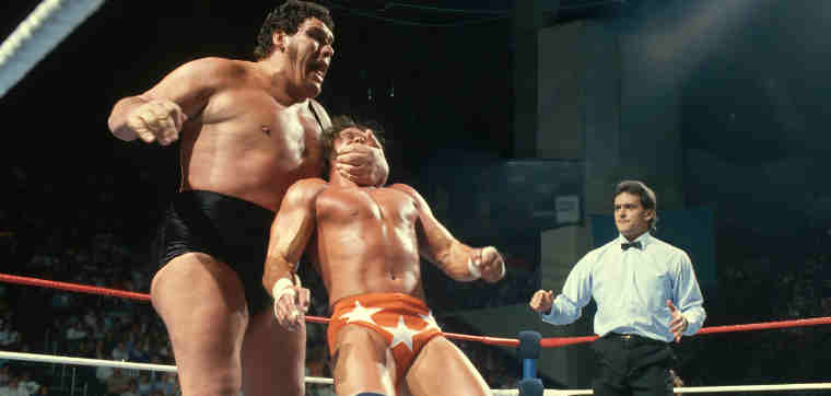 Andre the Giant Documentary Film to Debut on HBO