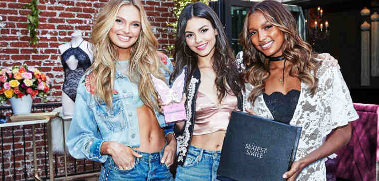 Victoria's Secret Reveals The 2017 What Is Sexy? List