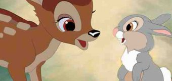 "Academy Celebrates 75th Anniversary of Walt Disney's ""Bambi"""