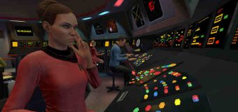 Watson Features in Star Trek: Bridge Crew Virtual Reality Game