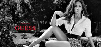 Actress Jennifer Lopez to Star as Guess Girl