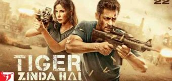 Trailer Released for Bollywood Film Tiger Zinda Hai