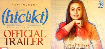 Rani Mukerji Is Back with Hichki. Trailer Released