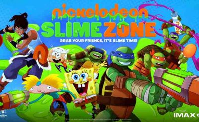 Nickelodeon SlimeZone: A Social Virtual Reality Experience