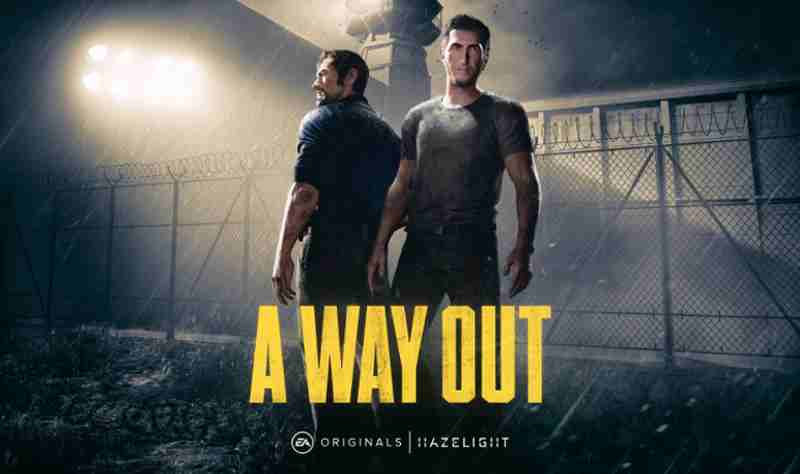 Adventure Game: A Way Out