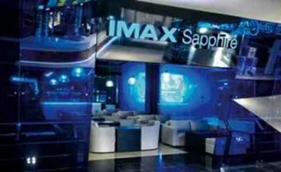 IMAX Theatre. file photo