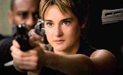 The Divergent Series: Insurgent (file photo) - Lionsgate