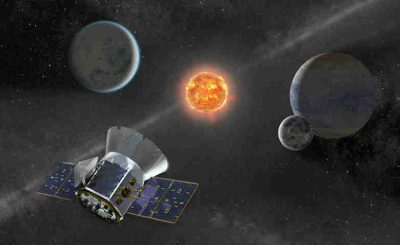 NASA TV to Air Launch of Next Planet-Hunting Mission