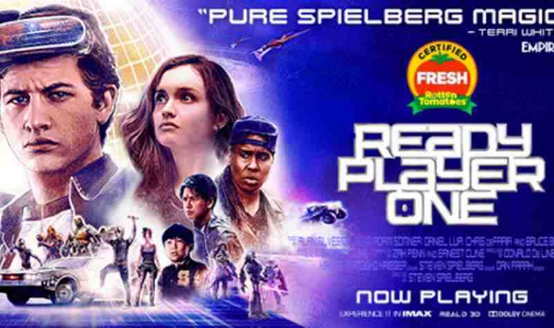 Steven Spielberg's Ready Player One