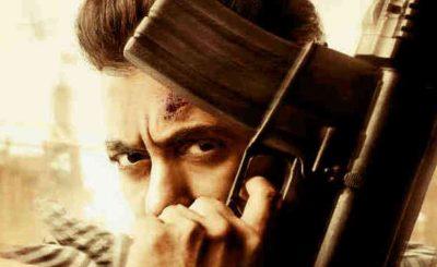 Salman Khan in Tiger Zinda Hai. Photo (file) courtesy: Yash Raj Films