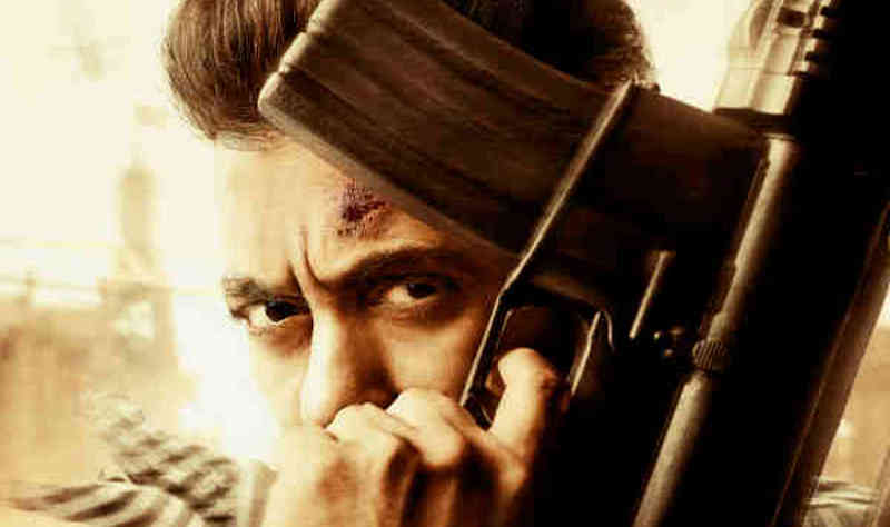 Salman Khan in Tiger Zinda Hai. Photo (file) courtesy: Yash Raj Films
