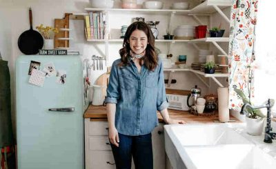 Molly Yeh, Host of Food Network's Girl Meets Farm