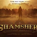 Vaani Kapoor and Sanjay Dutt to Work in Bollywood Film Shamshera