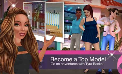Tyra Banks' Mobile Game