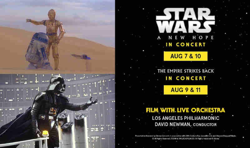 Star Wars Film Concert Series