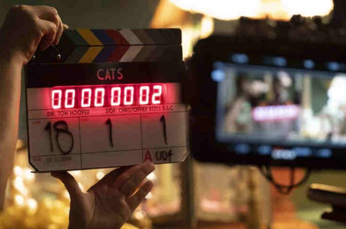 "WORKING TITLE AND UNIVERSAL PICTURES BEGIN PRINCIPAL PHOTOGRAPHY ON ""CATS"" FROM OSCAR-WINNING FILMMAKER TOM HOOPER"