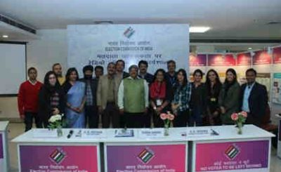 Election Commission Holds Workshop for Radio Jockeys. Photo: PIB