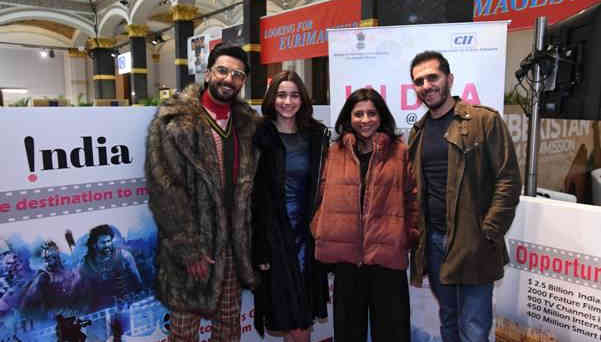 India Pavilion at Berlinale
