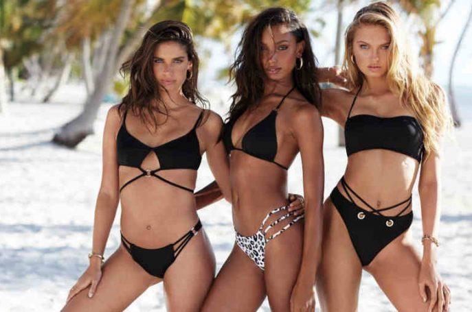 Victoria's Secret Swim Campaign