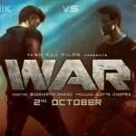 It's a WAR between Hrithik and Tiger! Teaser Released