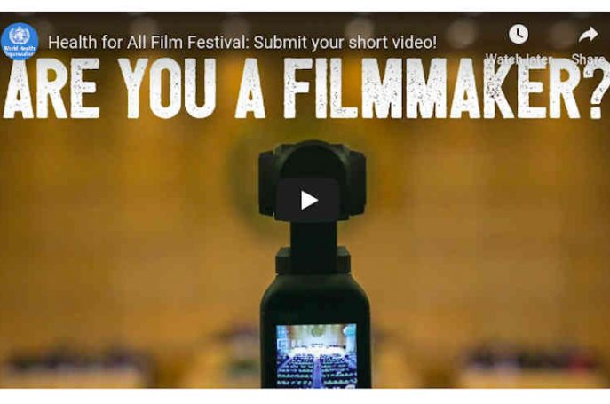 WHO Health for All Film Festival