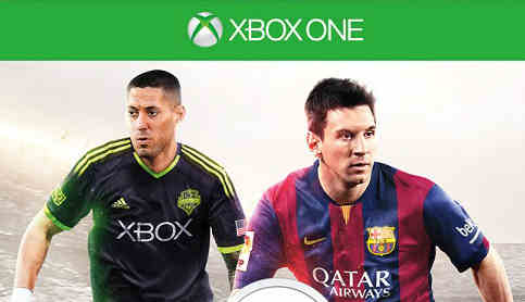 Clint Dempsey: North American Cover Athlete for FIFA 15