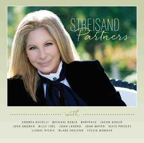 Barbra Streisand to Release 'Partners' Album