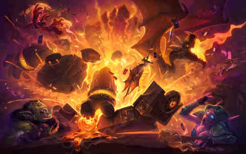Blackrock Mountain Coming to Hearthstone: Heroes of Warcraft