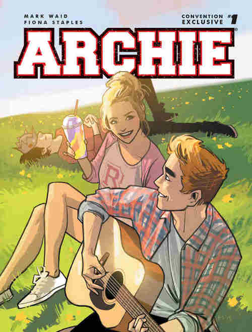 Archie Comics Relaunches Flagship Title with Archie #1