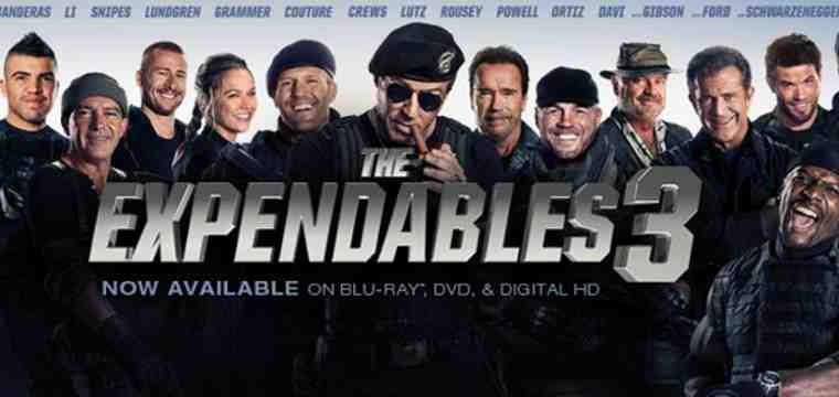 Lionsgate to Create Expendables Mobile Game