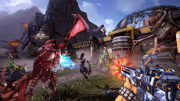 Lionsgate to Make Feature Film Based on Borderlands Video Game