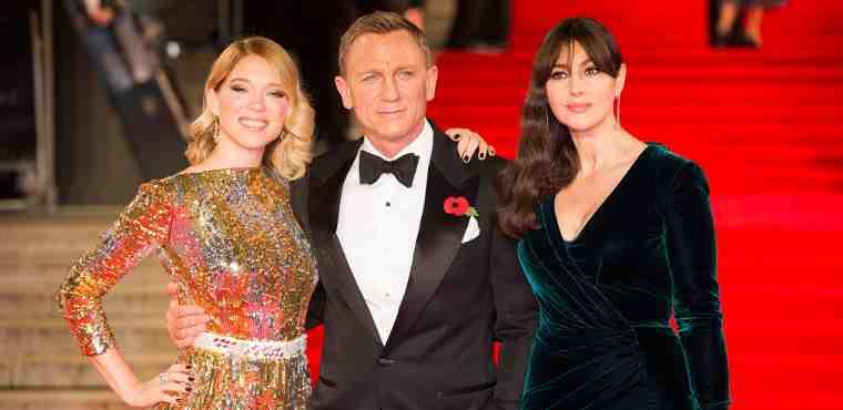World Premiere of Spectre Held in London