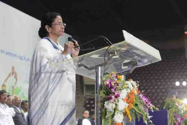 West Bengal Chief Minister Ms. Mamata Banerjee