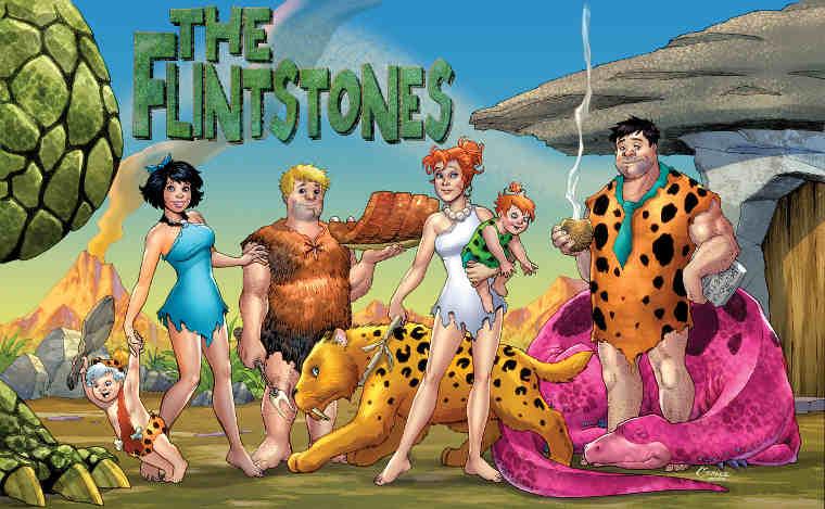 DC to Publish Comics Based on Hanna-Barbera Characters