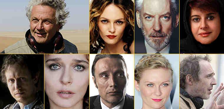 Jury for Cannes Film Festival