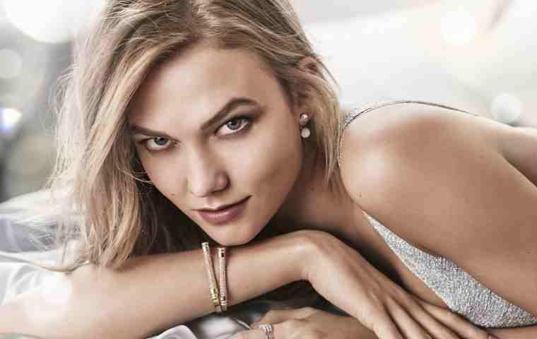 Karlie Kloss Named Swarovski's New Brand Ambassador