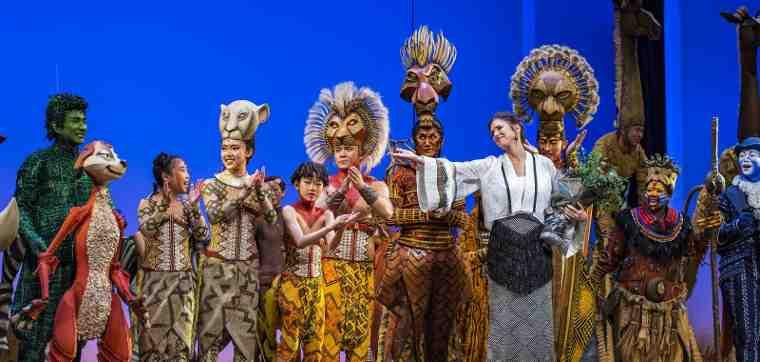 World Premiere of Disney's The Lion King in Mandarin