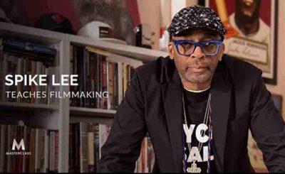 Academy Award Winner Spike Lee Teaches Filmmaking