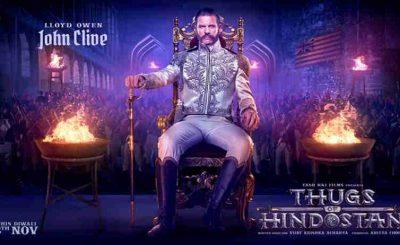 Villain of Thugs of Hindostan